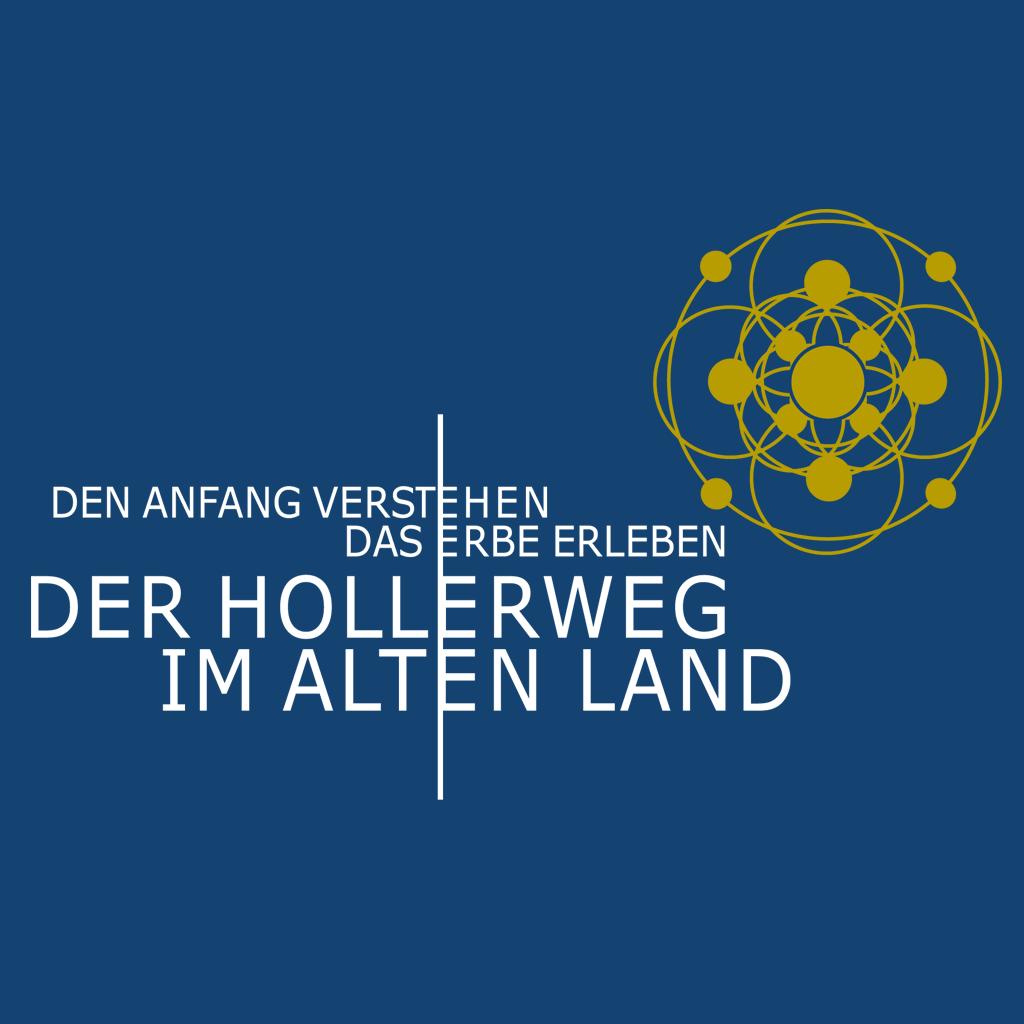 """Logo, """"Der Hollerweg im Alten Land"""""""